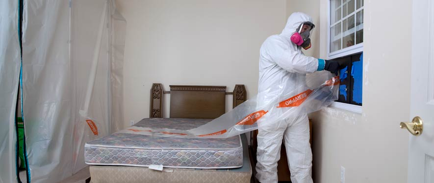 Galveston, TX biohazard cleaning